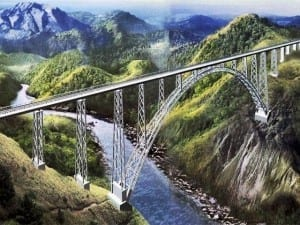 worlds-highest-rail-bridge-to-come-up-across-chenab-river lesser known indian facts