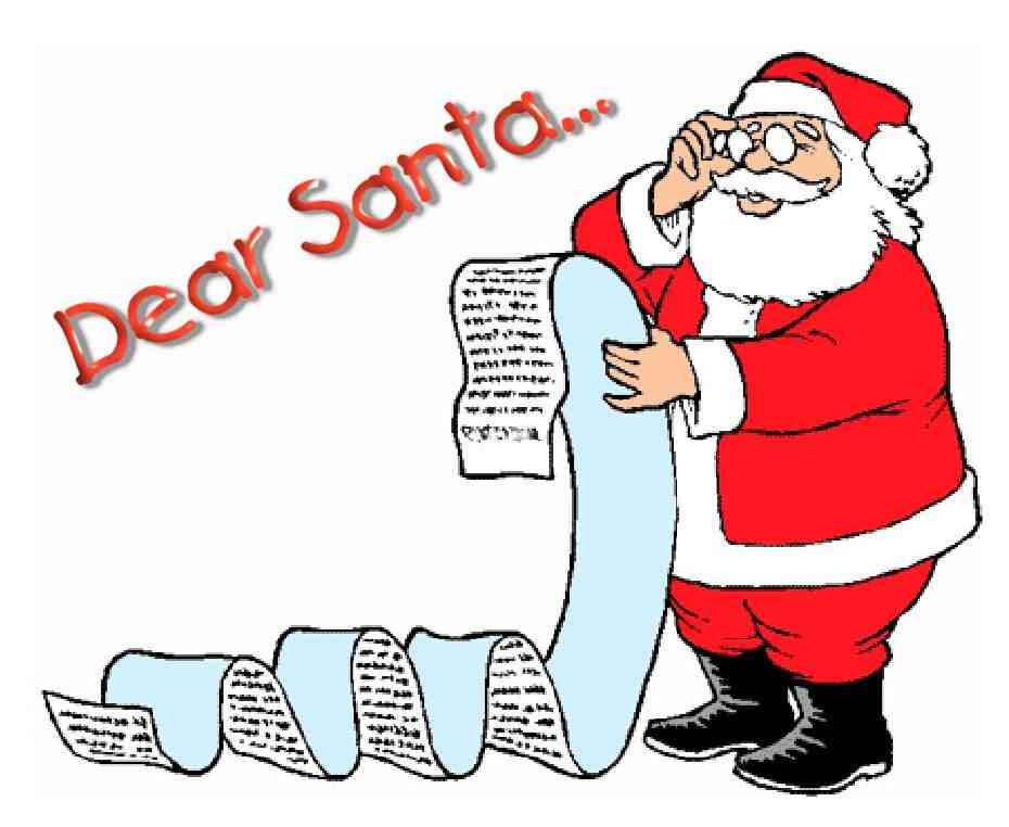 Letters to Santa---A Heart-Warming Tale 9