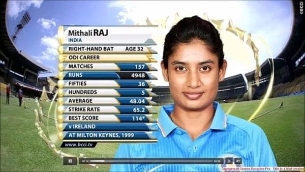 Mithali Raj- The Destiny's Child 4