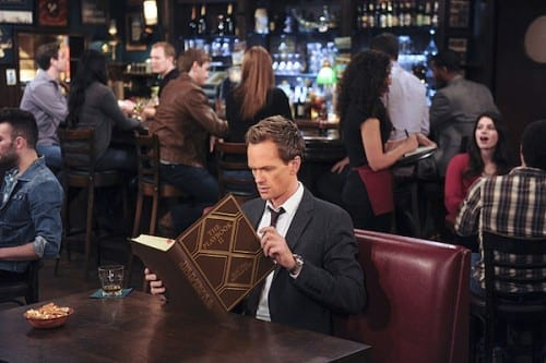 """Last Forever Parts One and Two"" —Ted finally finishes telling his kids the story of how he met their mother, on the special one-hour series finale of HOW I MET YOUR MOTHER, Monday, March 31 (8:00-9:00 PM, ET/PT) on the CBS Television Network. Pictured: Neil Patrick Harris as Barney. Photo: Ron P. Jaffe/Fox © 2014 Fox Television. All rights reserved HIMYM"