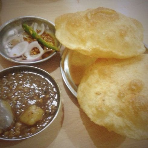 Places That Serve Incredible Chole Bhature in Delhi 5