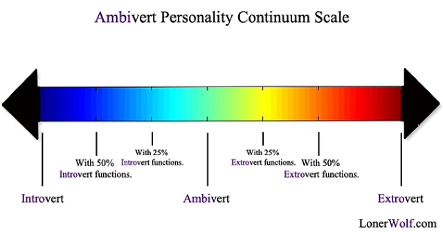What Does Being an Introvert and Extrovert Mean? 3