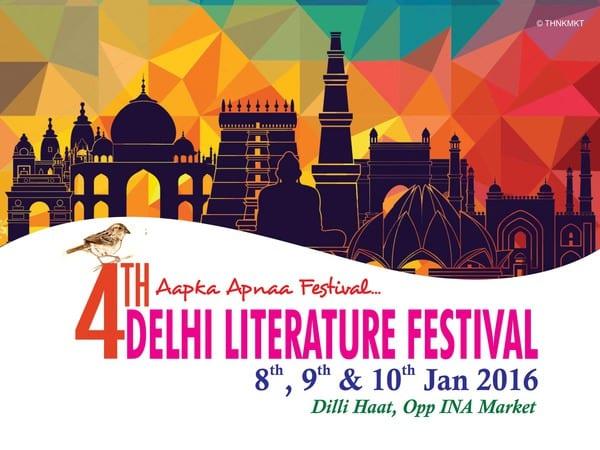4th Delhi Literature Fest: Bibliophiles Rejoice! delhi literature festival