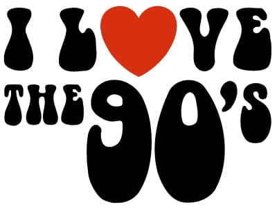 90's Nostalgia 90's Nostalgia
