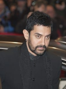 Aamir Khan, Indian actor and director, member of the international jury of the Berlinale 2011