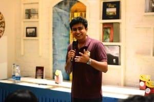 Anirban Dasgupta-2 comedy