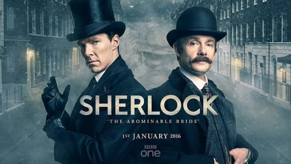 Sherlock Holmes: The Abominable Bride 7