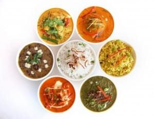 Indian-feast-2 (1) Top 6 countries for Vegetarians in the world