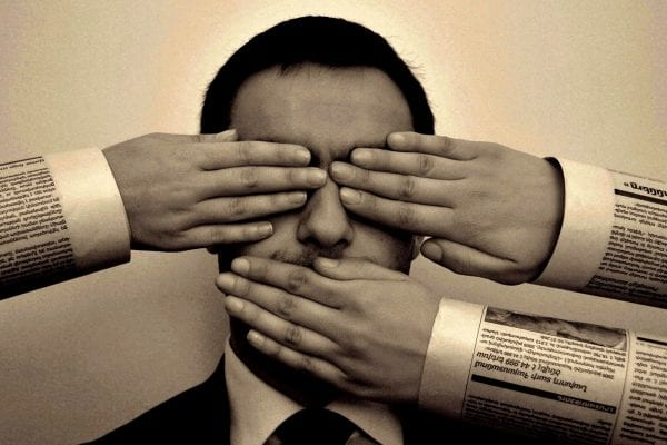 Liar Liar- Why You Should Not Believe the Media Blindfolded? media