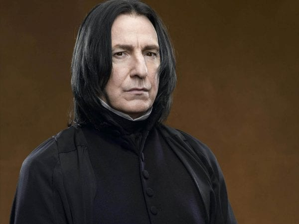 Professor Snape is No More! R.I.P Alan Rickman alan rickman
