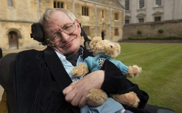 Stephen Hawking : The Synonym Of Modern Physics stephen hawking