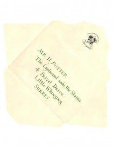 The Hogwarts Letter