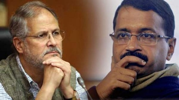 Delhi Government – Cold Wars delhi government