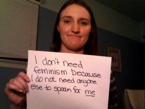 bZNUA feminism