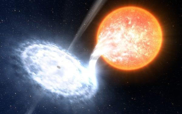 Black Holes Do Not Actually Exist! 4