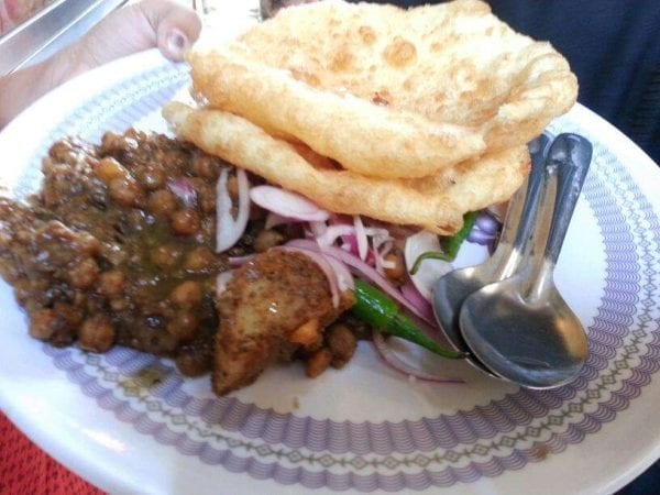 Places That Serve Incredible Chole Bhature in Delhi 4