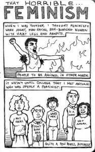 femnisim feminism