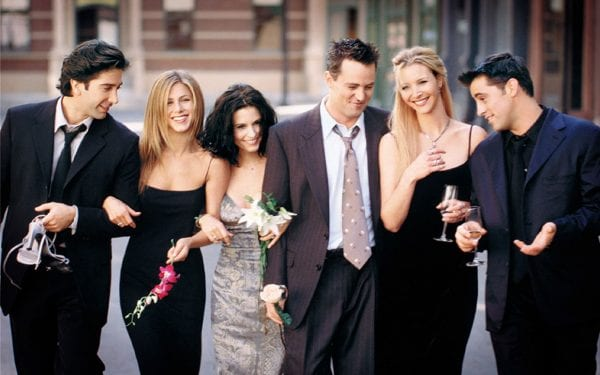 10 Life Lessons Learned From the FRIENDS Friends