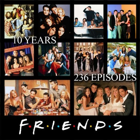 F.R.I.E.N.D.S Are Back!! It's Finally Happening! Or NOT f.r.i.e.n.d.s