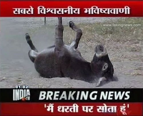 Ten Ridiculous Things That Happen Only In India! 6