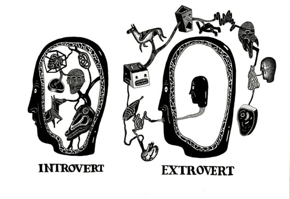 What Does Being an Introvert and Extrovert Mean? 1