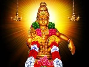 Lord Ayyappa: An off-spring of Shiva and Vishnu (Mohini) ncfw