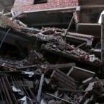 6.7 Magnitude Earthquake Strikes NorthEast 16