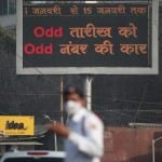 Odd Even formula: Control Delhi's pollution 17