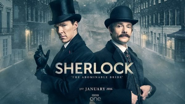 The Abominable Bride – Is Mycroft Holmes Dying? 1