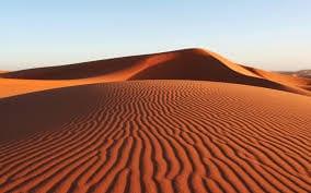 worlds largest deserts