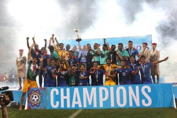india's road to football