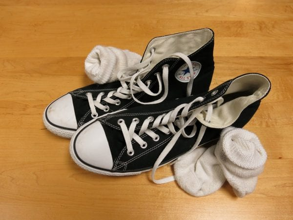 Why Socks Are Males and Shoes Are Female? 7