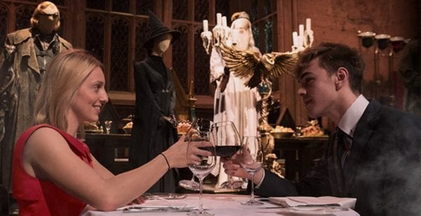 Valentine's Day Dinner at the Great Hall: When Fandom Meets Romance great hall