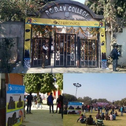 P.G.D.A.V. Fest - AAGHAZ 2016 - A Joy Wrapped Experience 1