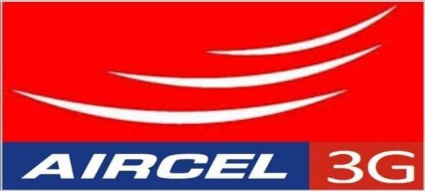 Aircel-3G airtel, vodafone, reliance