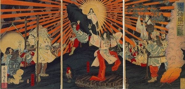 the close relationship between shintoism and japanese nationalism