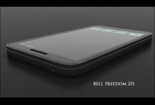 Freedom 251: World's Cheapest Smartphone to be Unveiled Tomorrow!! 6