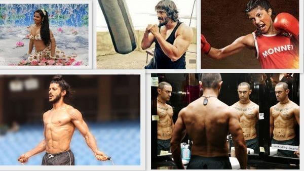 5 Bollywood Actors/Actresses Who Went an Extra Mile for Their Roles!