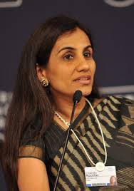 chanda kochhar indian women
