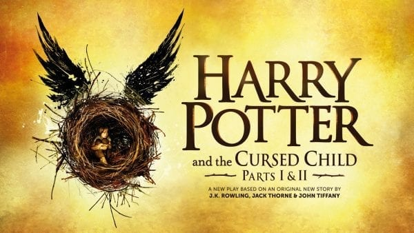 """""""The Cursed Child""""- An 8th Harry Potter Book to Hit the Stores 5"""