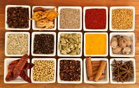 Unique combination of spices is used in Indian food