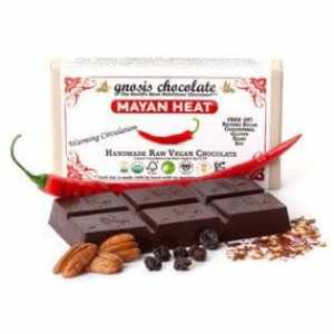 mayan heat The many moods of Chocolate