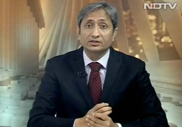 Ravish Kumar: NDTV Black News ravish kumar