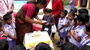 school birthday school