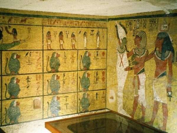 There is Another Chamber in Tutankhamun's Tomb, Full of Treasures! tutankhamun