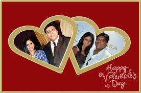 celebrity pairs valentines day
