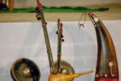 The Traditional Khasi Flute