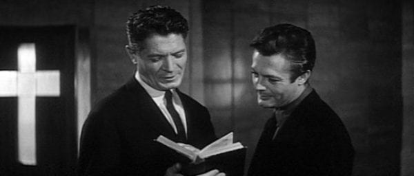 Marcello, tempted by his friend Steiner to pursue his intellectual aspirations la dolce vita