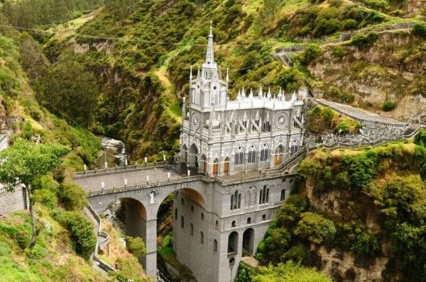 10 Places That Look Like Something Out Of A Fairy Tale