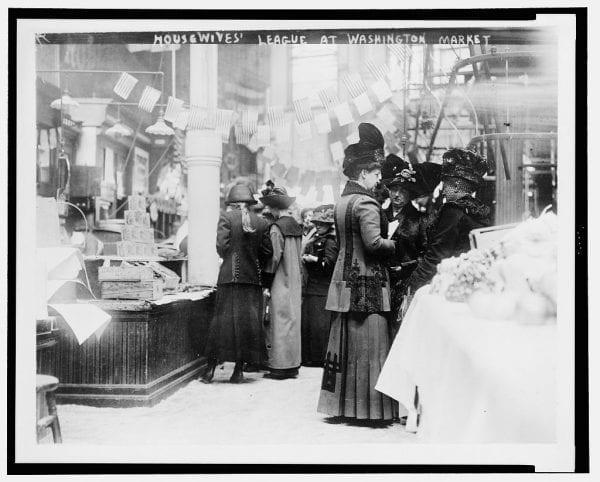 Antics of Consumerism- the Bread Buyer's Battle 3